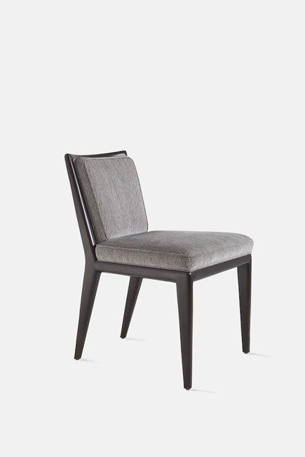 Carlton Dining Side Chair Dennis Miller Associates Fine