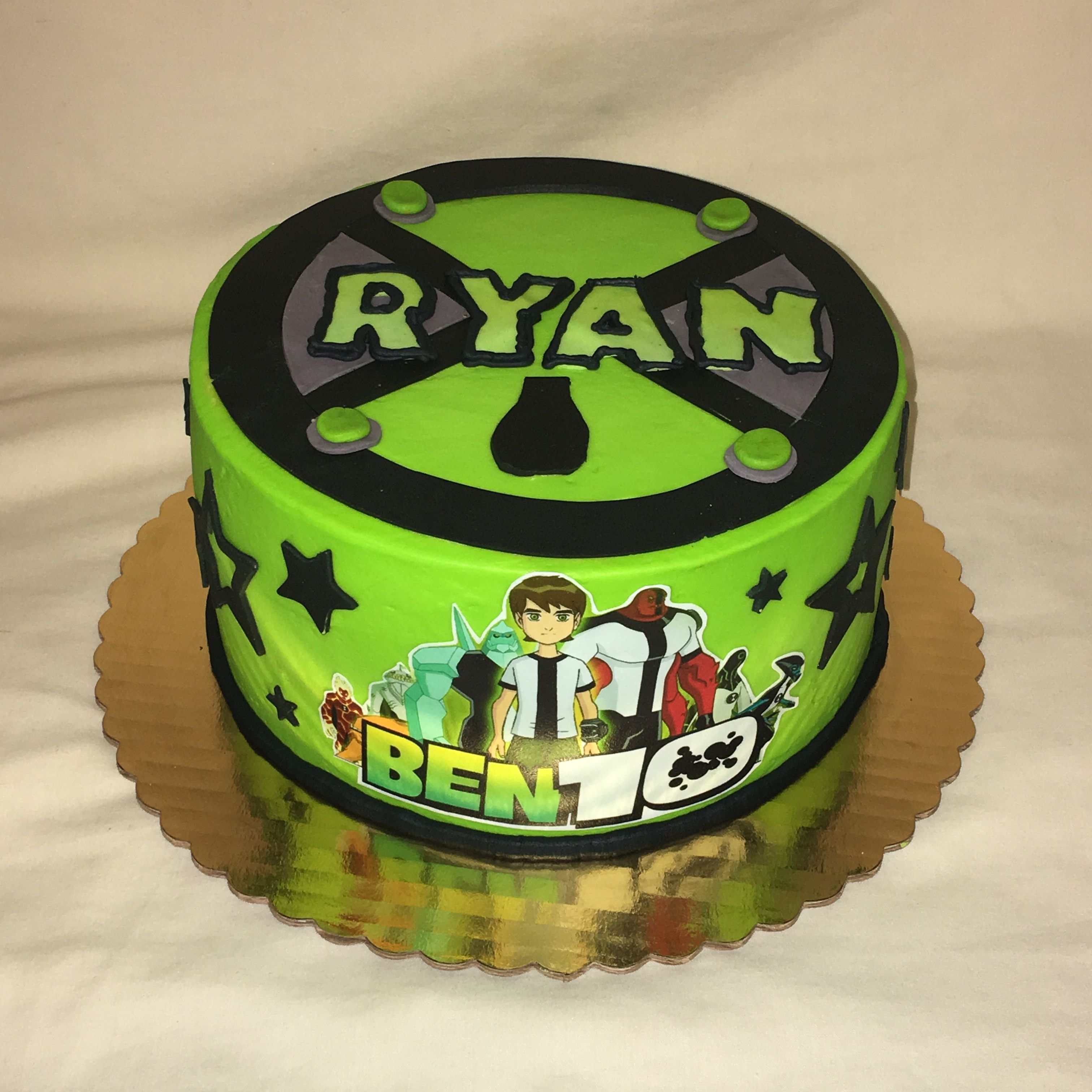 Ben 10 Cake By Inphinity Designs Please Visit And Like My Page At