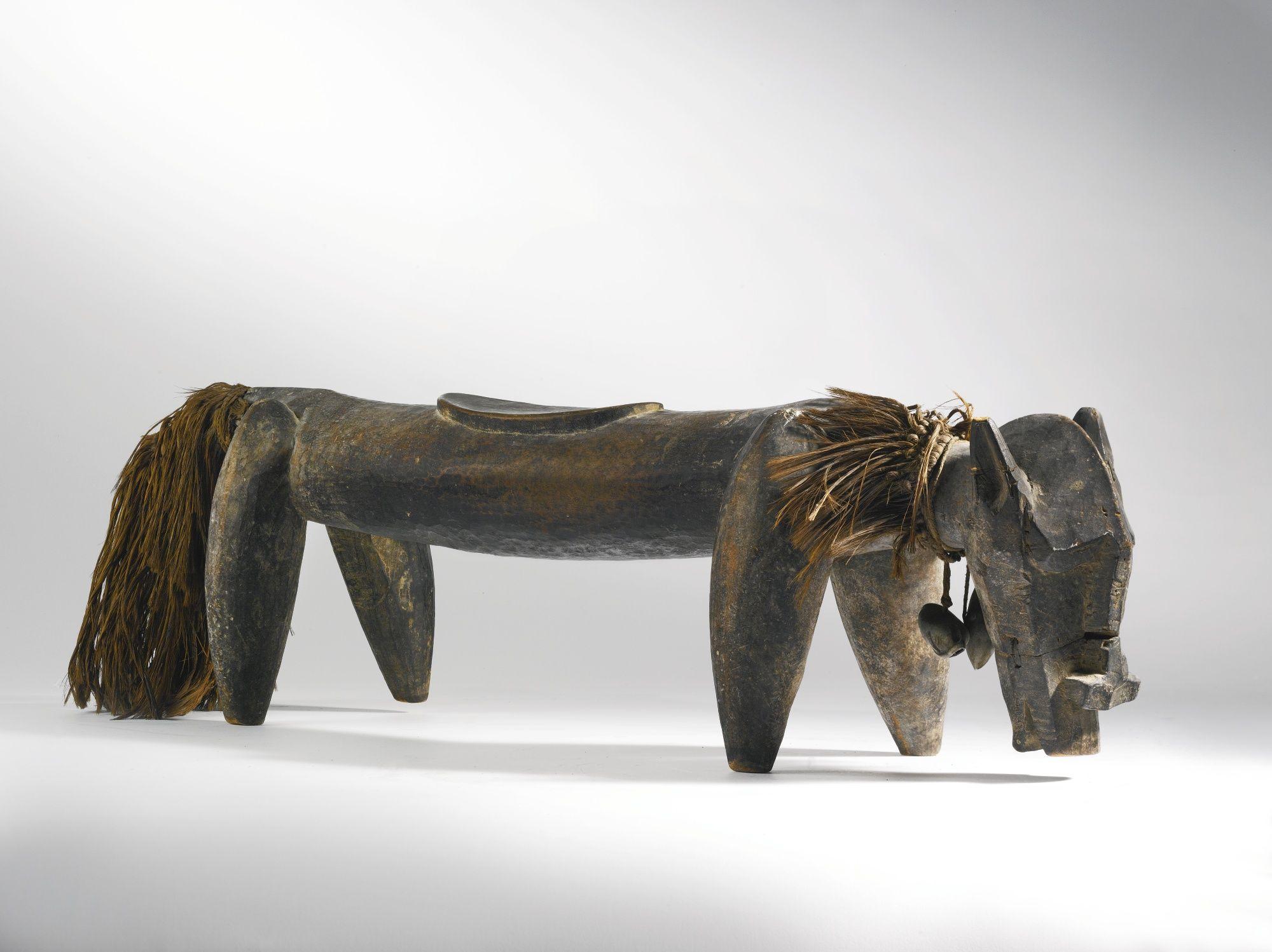 Senufo Ngoro Dance Horse (Syon), Ivory Coast | lot | Sotheby's