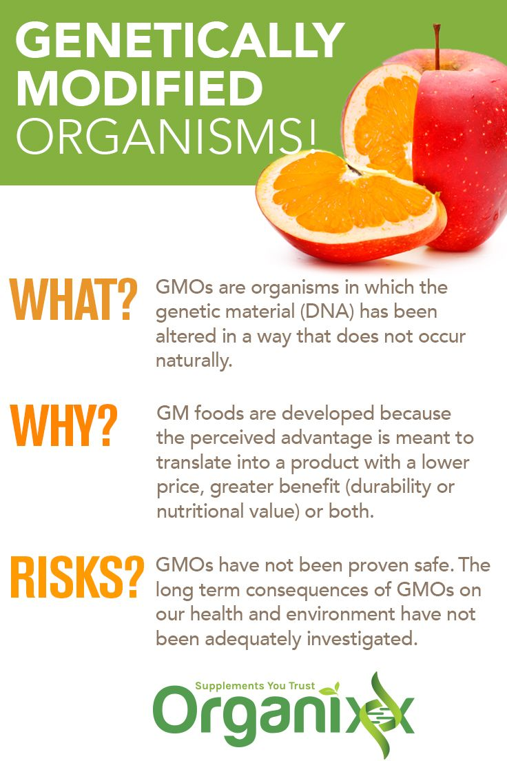 Did You Know That Gmo S Have Never Been Proven Safe For Long Term