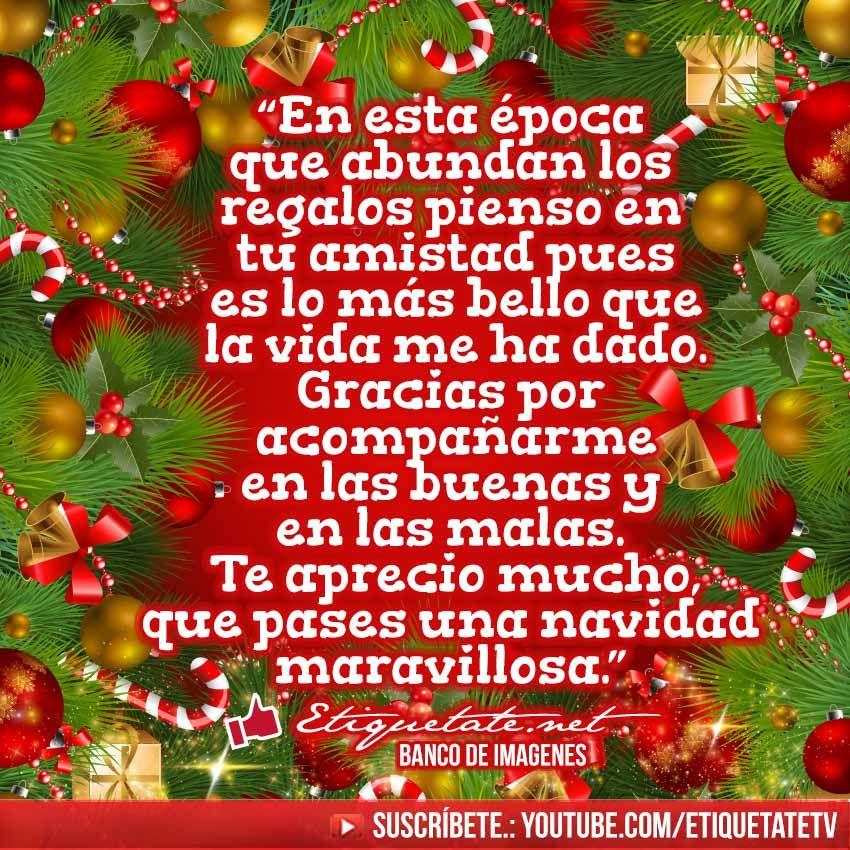 Deseos de navidad frase