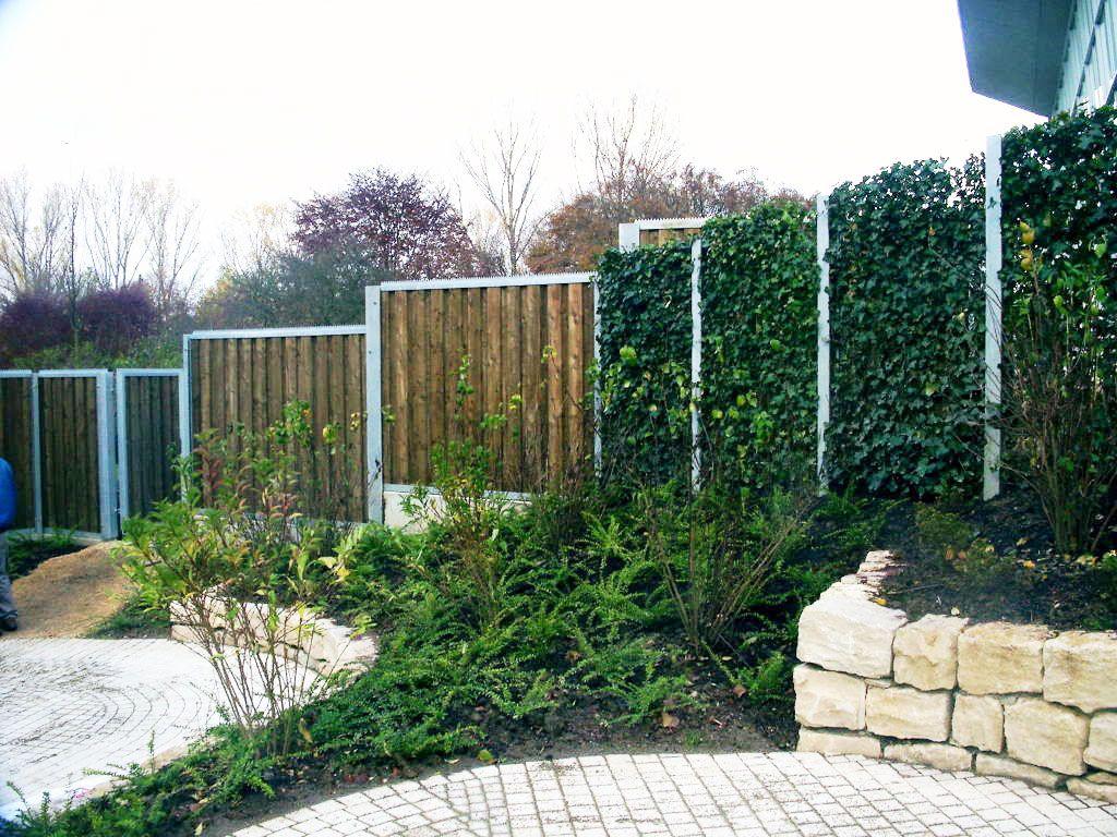 Wonderful Green Living Fences | Devron Ltd.