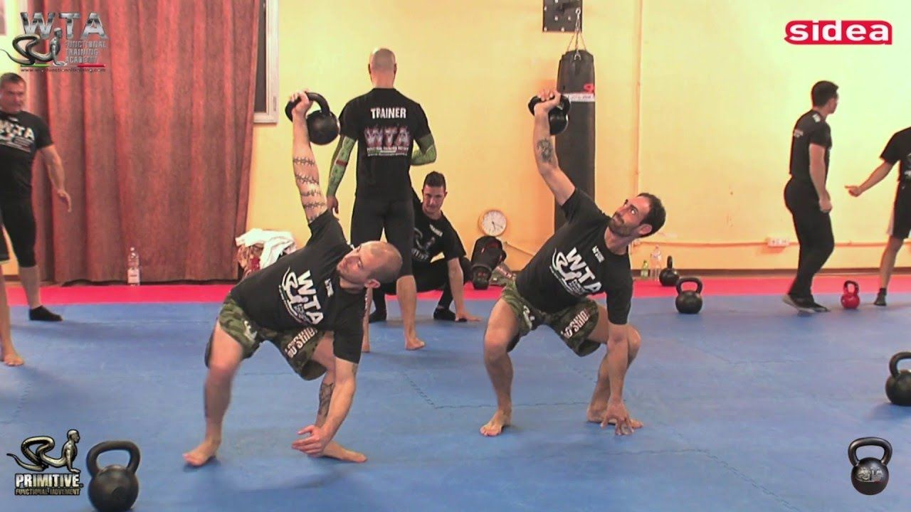 Kettlebell Training Corso Istruttore Level 2 Kettlebell Training Kettlebell E Book