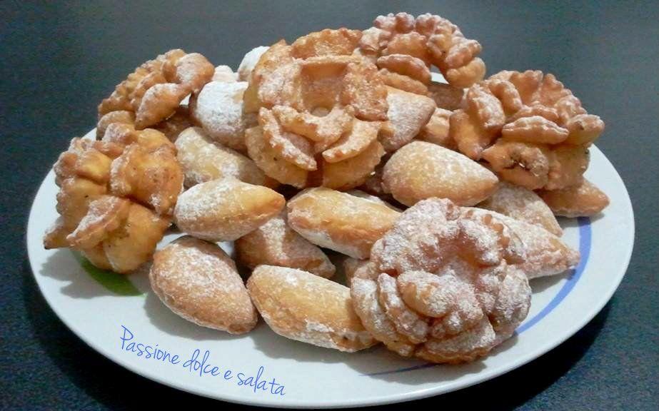Frittelle di Carnevale - Impasti base http://blog.giallozafferano.it/passioneperilcibo/frittelle-di-carnevale-impasti-base/