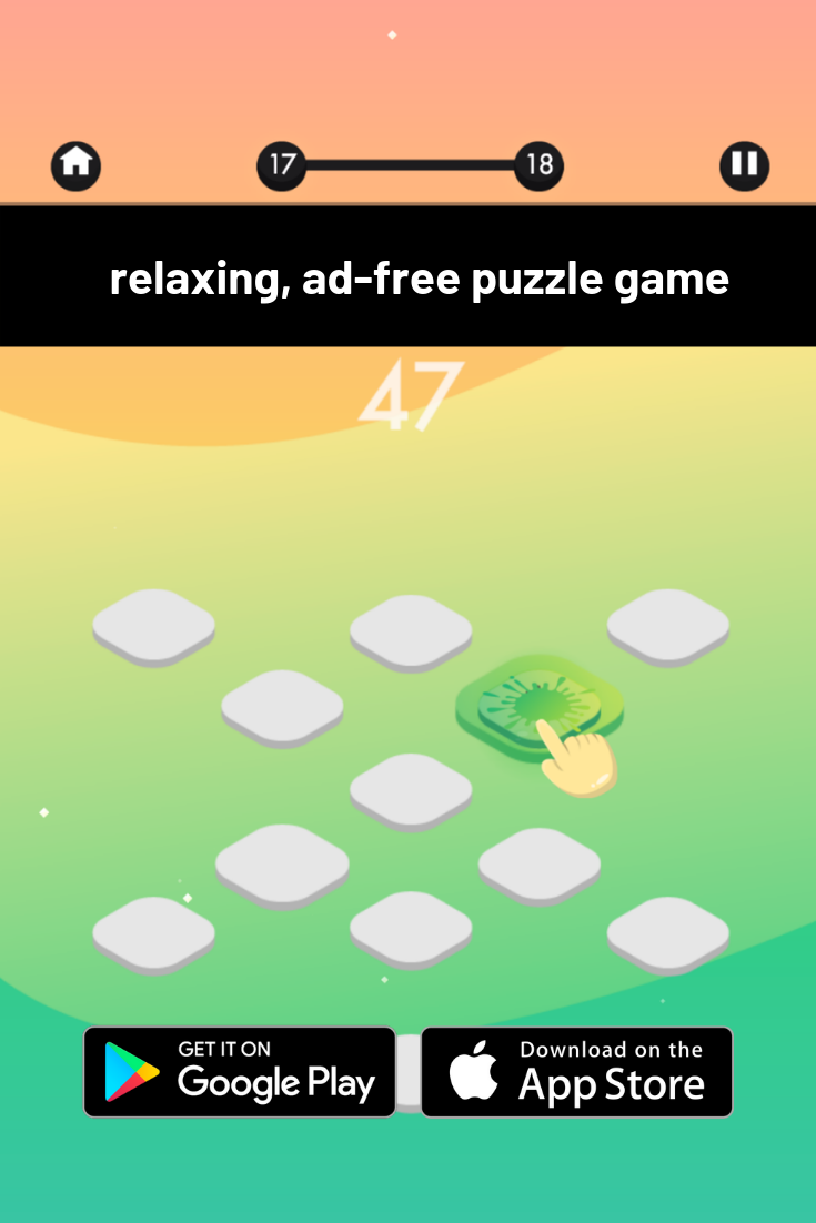 Here's my relaxing, ad free mobile game that will keep you