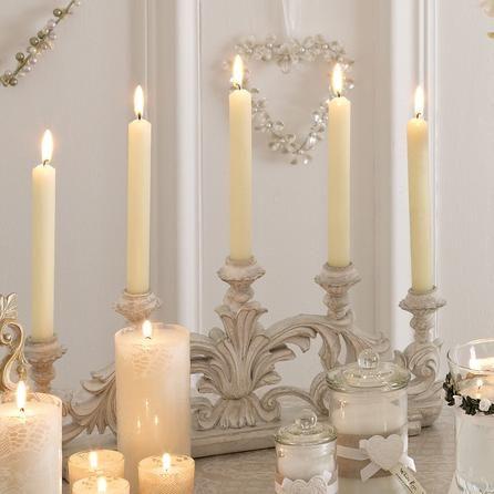 nouveau collection ornate candle holder dunelm candles. Black Bedroom Furniture Sets. Home Design Ideas