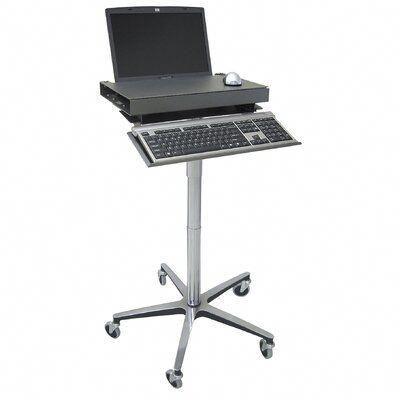 Omnimed Laptop Cart Laptopsaccessories Laptop Stand Computer Cart Craft Storage Cart