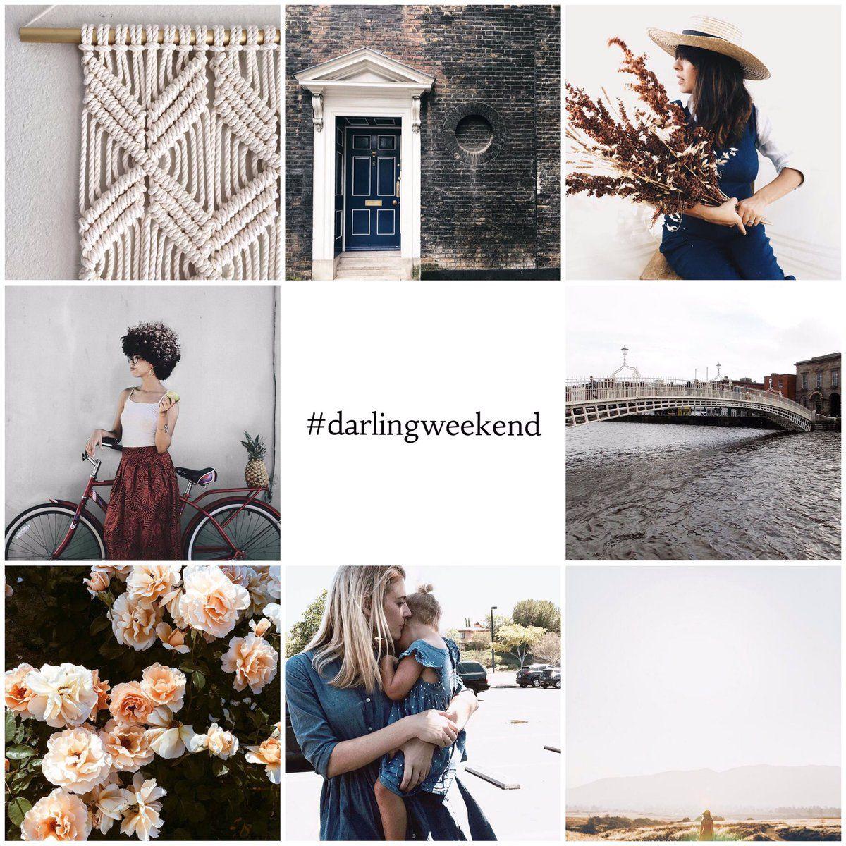 #darlingweekend