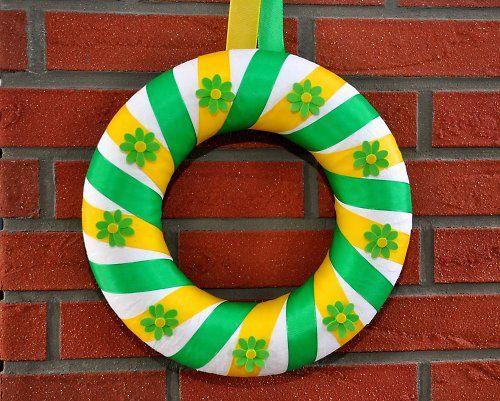 Velikonoční věnce aneb výroba velikonoční dekorace | Svět bydlení | Svět bydlení