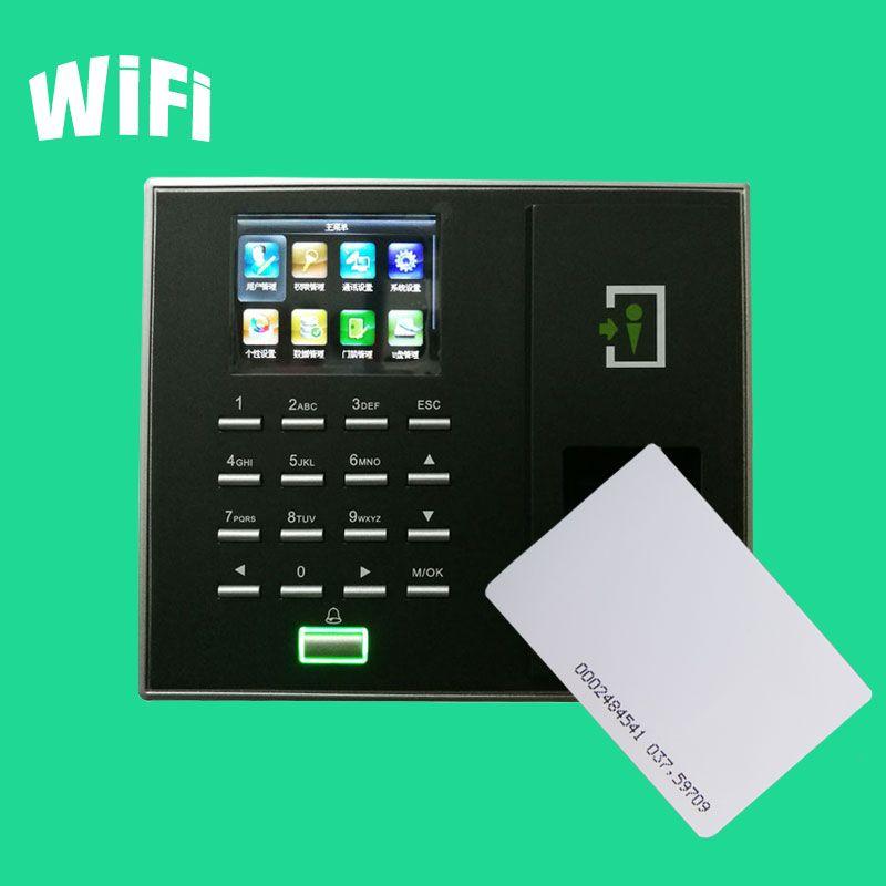 F2S Fingerprint Door Controller Wiegand Tcp/Ip Access