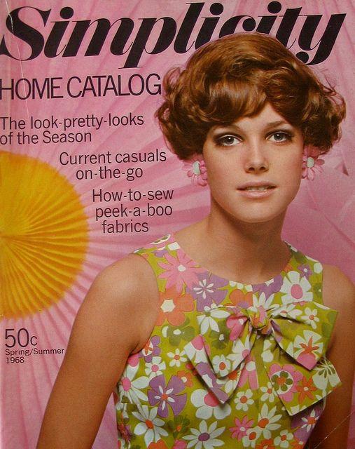 Simplicity Home Catalog summer 1968
