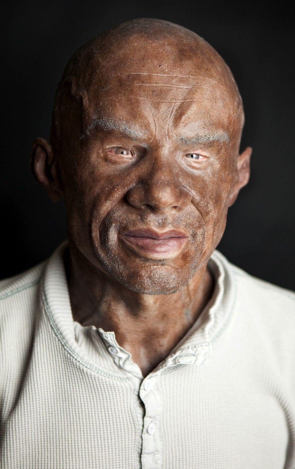 Details about The Soul Man Silicone masks by metamorphosemasks.com ...