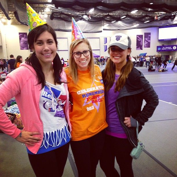 UST Relay For Life 2013