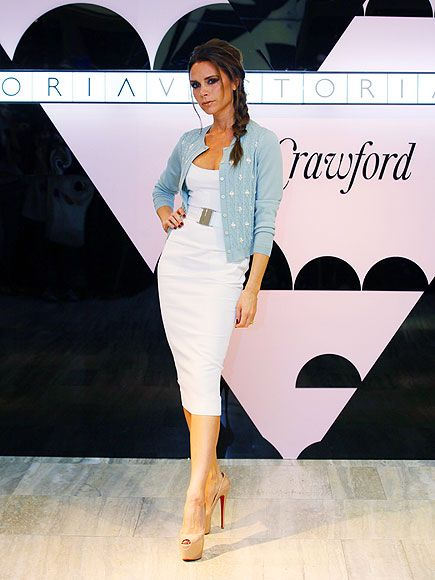 She's my style inspiration... loving her oufit and hair here so much x