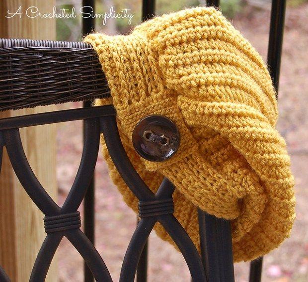 Knot Knit Slouch by Jennifer Pionk