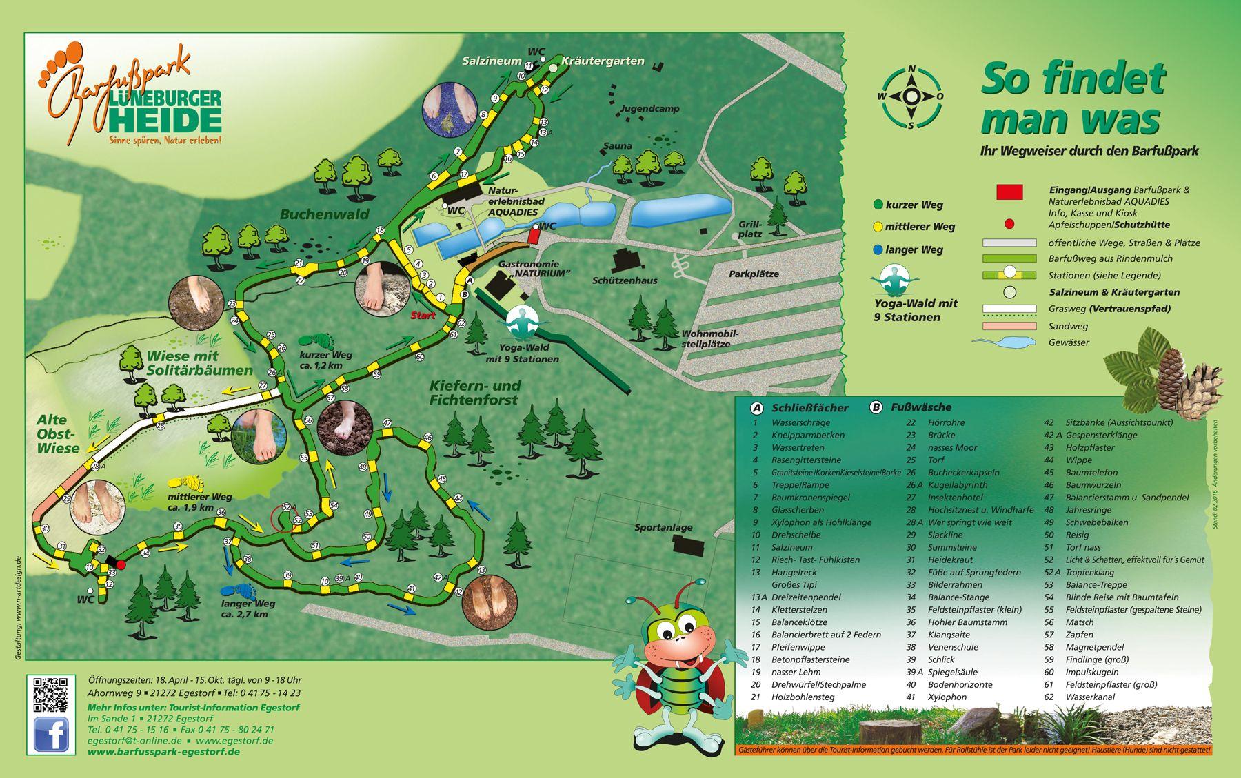 Der Barfusspark Luneburger Heide Ist Der Einzigartige Freizeitpark