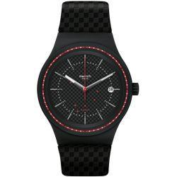 Photo of Swatch Sistem Damier Black SwatchSwatch