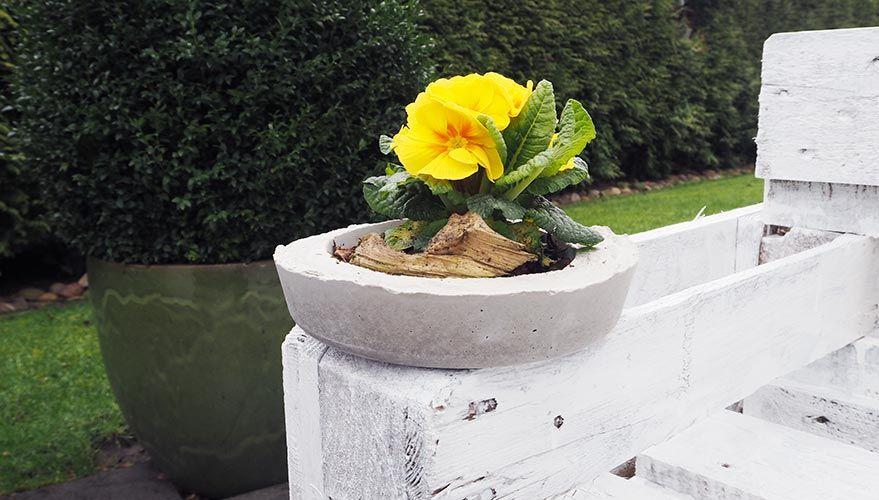 Gartendeko selber machen → 3 kreative Bastelanleitungen Chang\u0027e 3