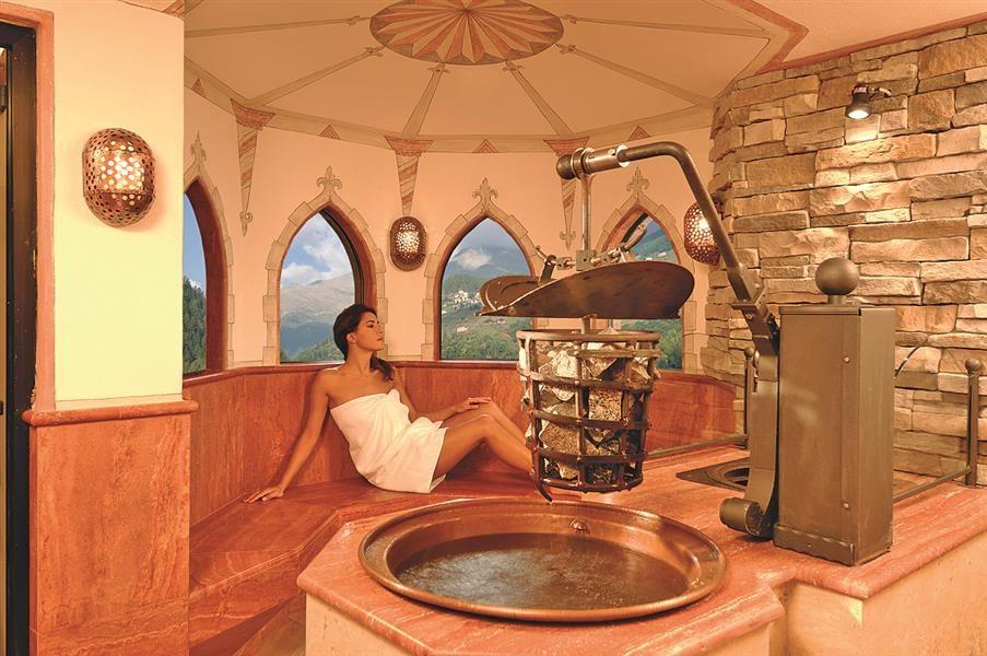 Le 10 Spa più belle d'Italia Spa, Italia, Piscina coperta