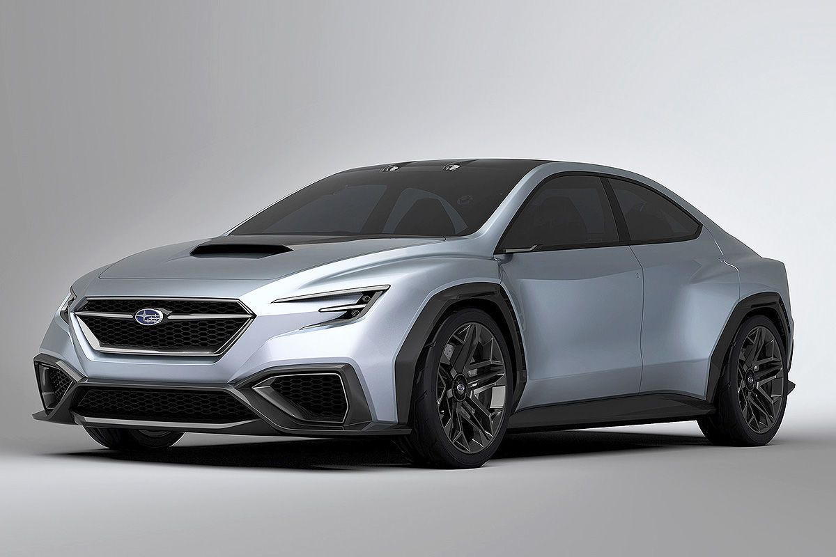 2020 Subaru Wrx Series Gray First Drive Subaru wrx, Wrx
