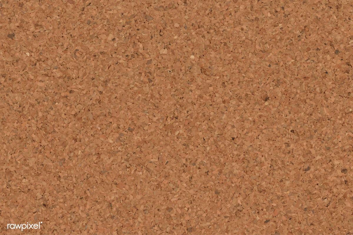 Download Premium Vector Of Brown Cork Board Textured Background Vector