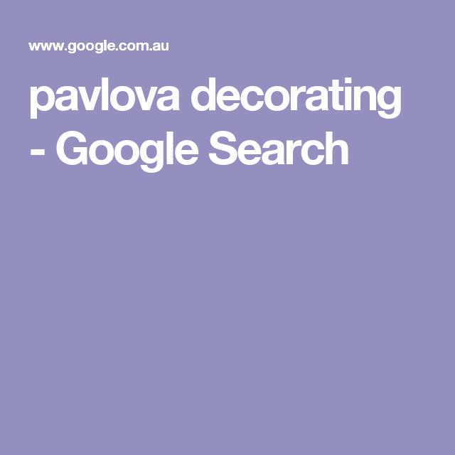 pavlova decorating - Google Search