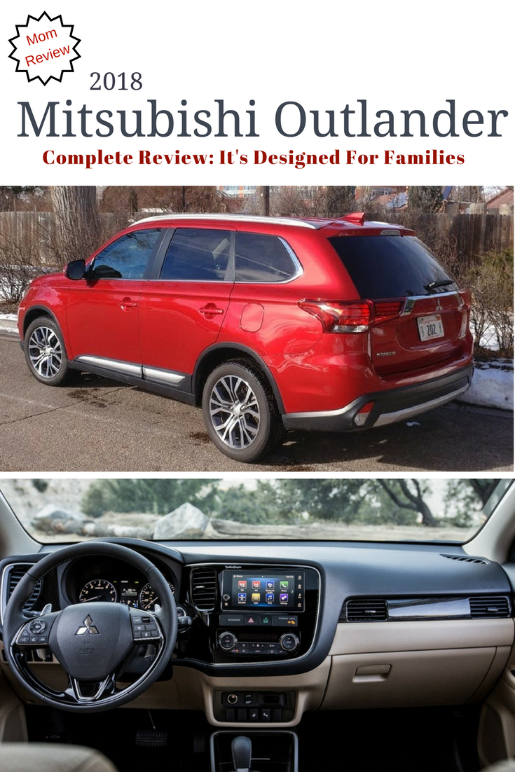 Review Of The 2018 Mitsubishi Outlander Carreview Mitsubishioutlander Mitsubishi Outlander Family Finance Outlander