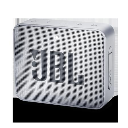 Jbl Go 2 Portable Bluetooth Waterproof Speaker Gray Jblgo2gry Walmart Com Bluetooth Speakers Portable Waterproof Bluetooth Speaker Jbl