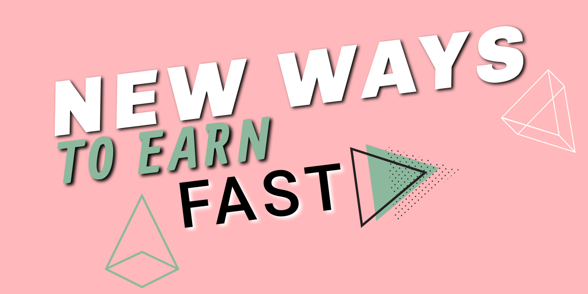 How to Make Money Fast {Make 500 Fast} Earn extra