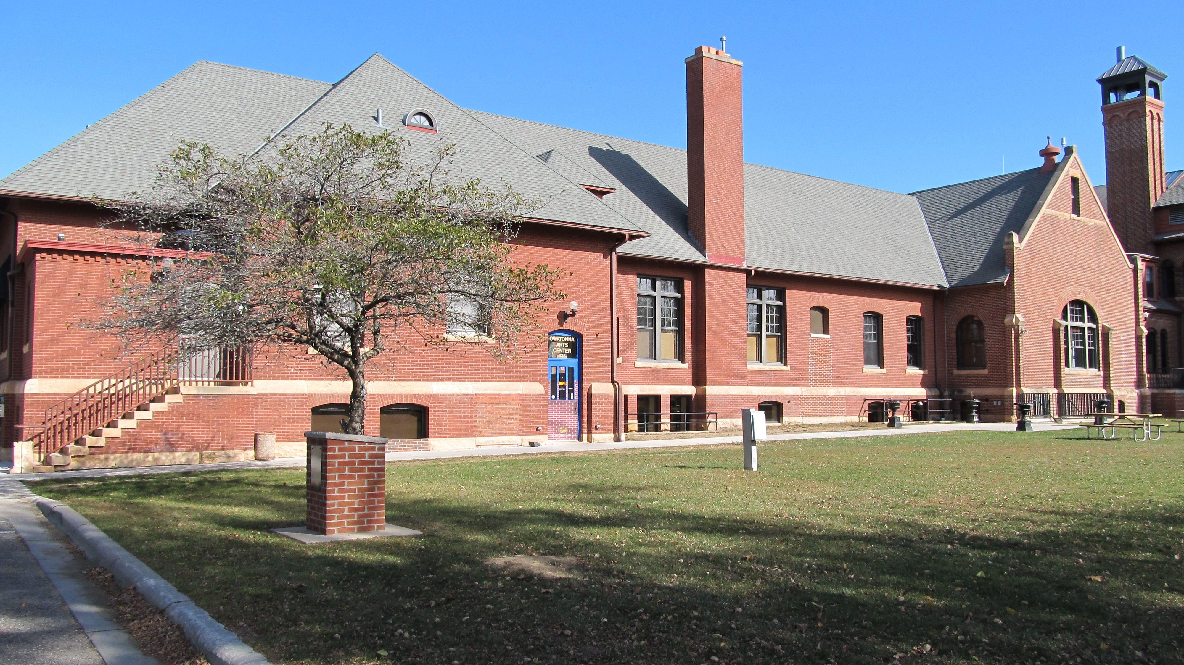 Owatonna Art Center Owatonna House Styles Mansions