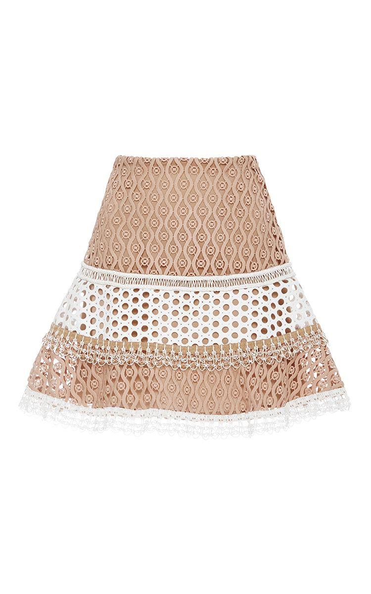 Larissa Flared Skirt by ALEXIS for Preorder on Moda Operandi