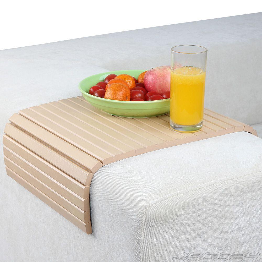 sofa armrest table choice image - coffee table design ideas