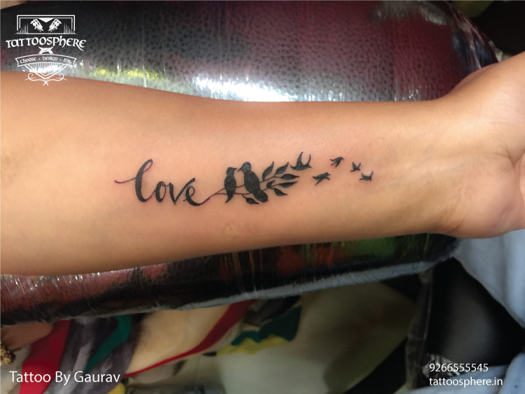 Home Tattoo maker, Tattoos
