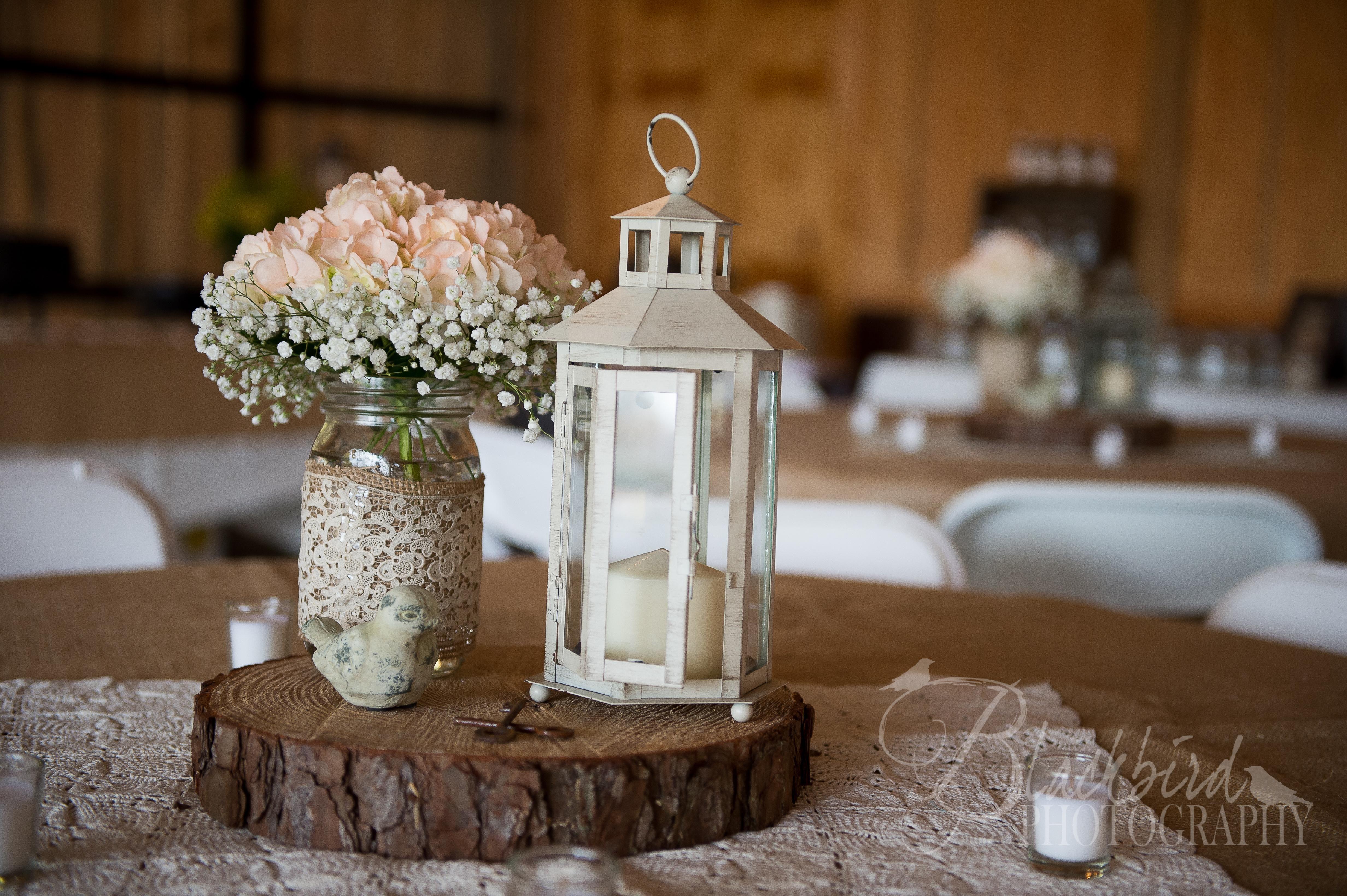 Ball Jar Wedding Decorations Vintage Rustic Wedding Venue Spring Lake Rockmart Ga  Mason Jars
