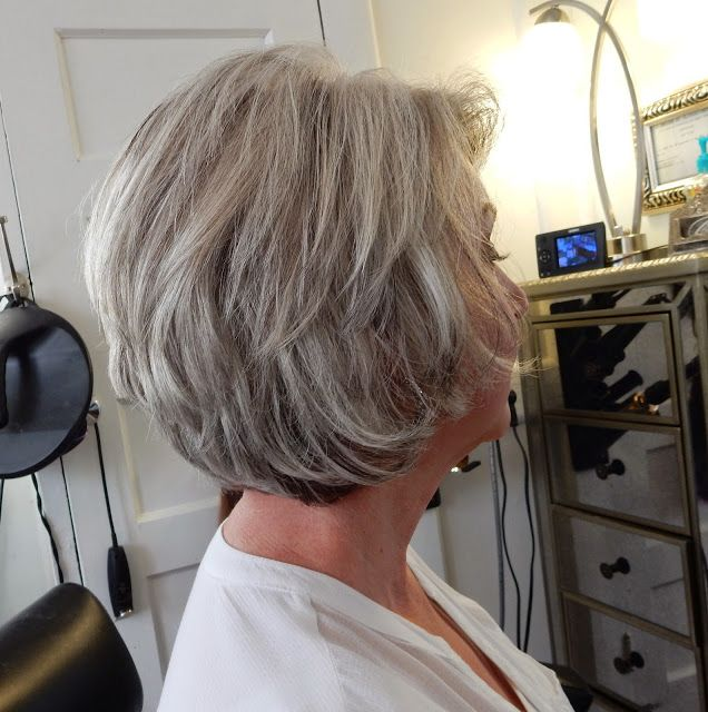 Fifty Not Frumpy Highlights And Lowlights Hair Grey