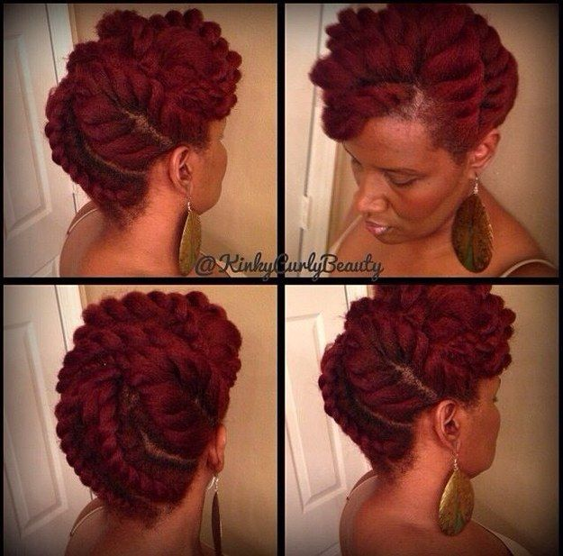 Superb 10 Images About Natural Hair Care On Pinterest Protective Short Hairstyles Gunalazisus