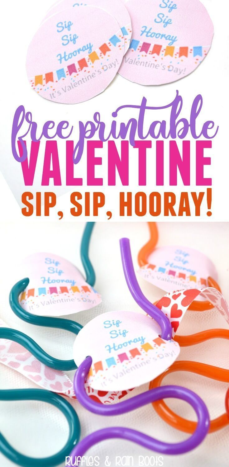 Get these Straw Valentine Printable for non-candy classroom Valentine ideas #valentinesday #valentine #printablevalentine #classroomvalentine     It is possible to not surprisingly start out decorating your home Anytime but In particular all through your Xmas vacation, you will find Most people exceptionally associated with decorating their households and looking out for distinctive Tips for the same. As Xmas period is an annual... #noncandy #Printable #Straw #valentine #Valentines day food