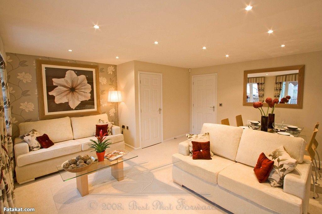 ديكور حوائط Home Home Decor Living Room Designs