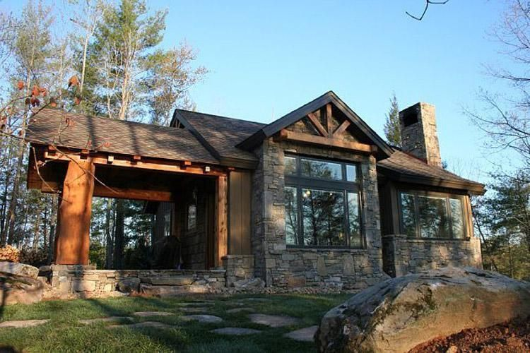 Pin By Nicolly Polakowski On Cabins Rustic House Plans Ranch Style House Plans Ranch Style House Designs