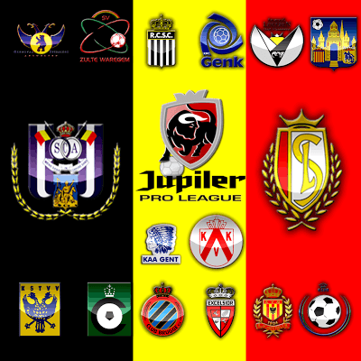 Teams Of The Belgian Jupiler Pro League Football Wallpaper Gent League