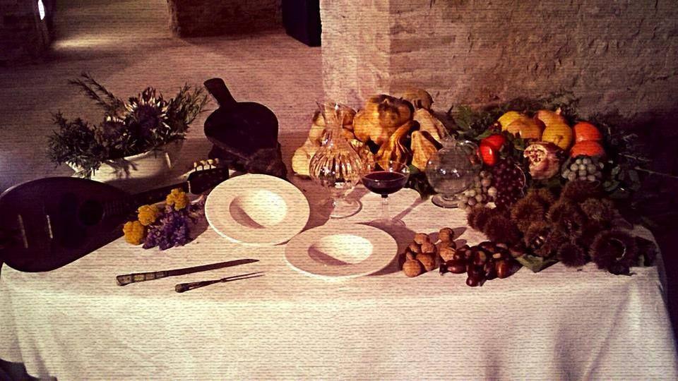 Nello splendido scenario della Villa Medicea di Cerreto Guidi, due giorni all'insegna del vino novello e dell'olio nuovo. Venerdì 4 e sabato 5 novembre, potrete cenare […]