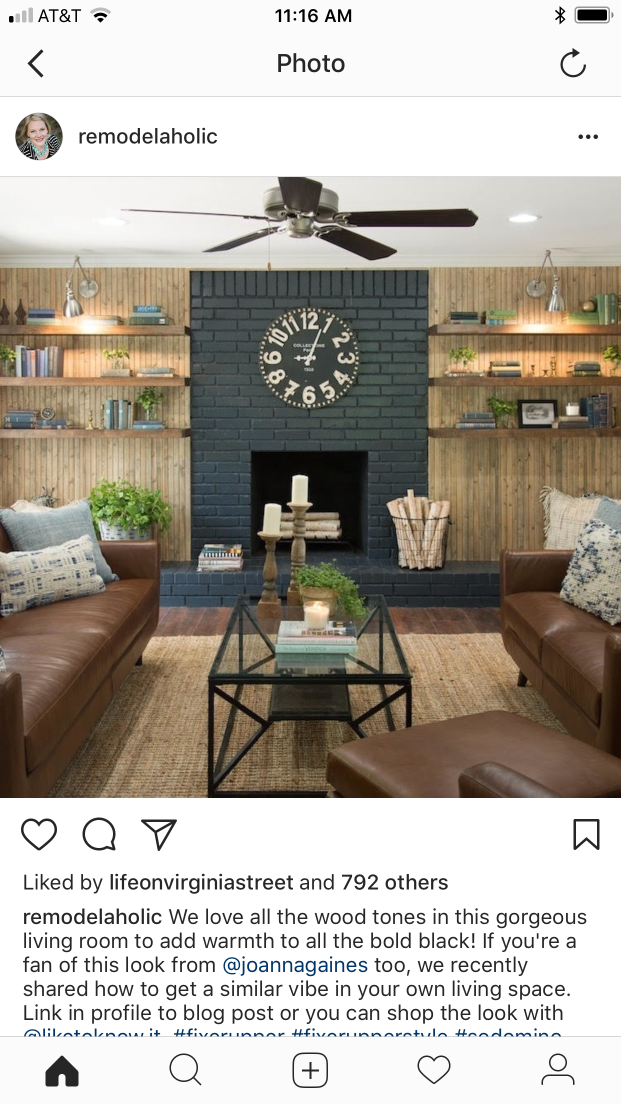 Painted brick fireplace Family Room remodel Pinterest