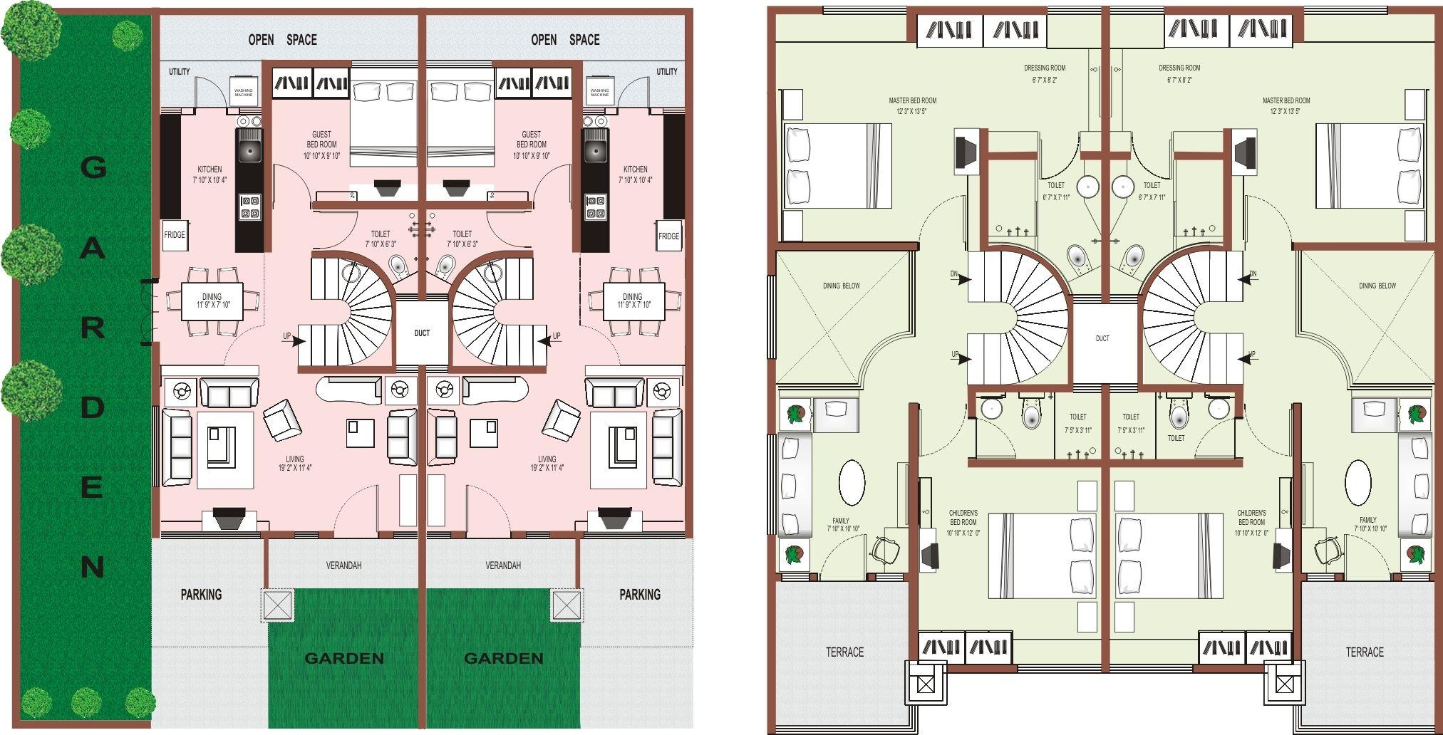 Royal Enrich Row House Floor Plan Baltimore Scribd