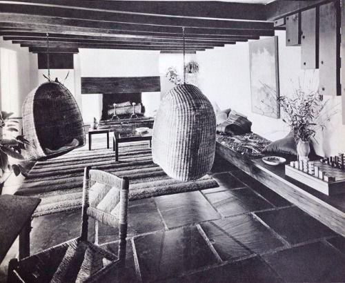Lambertville New Jersey 1964 Interior Design