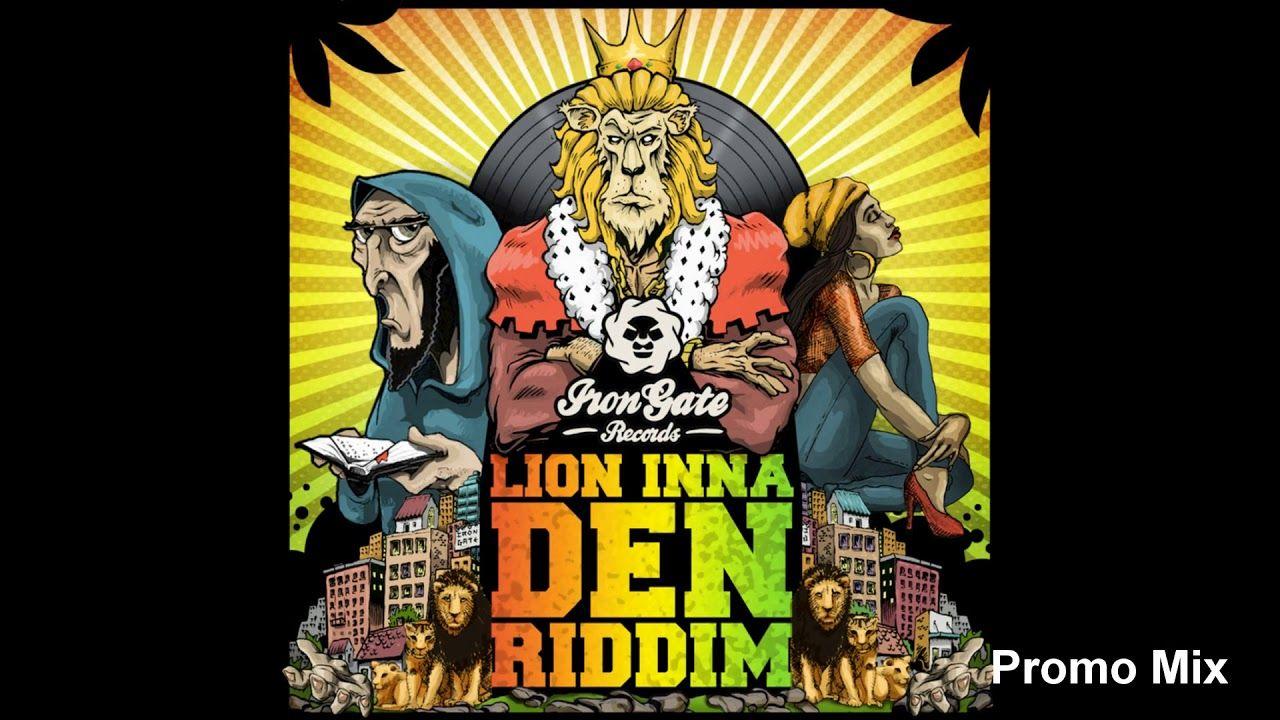 Lion Inna Den Riddim - 2018 Mix (Full, Nov) Feat  Sizzla, Lutan Fyah