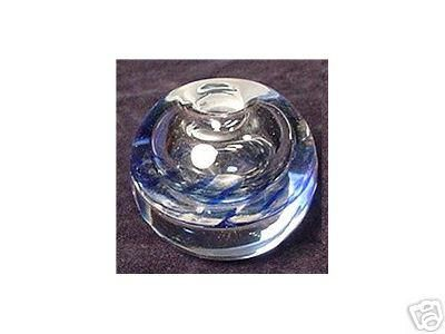 1984 glass paperweight symbol
