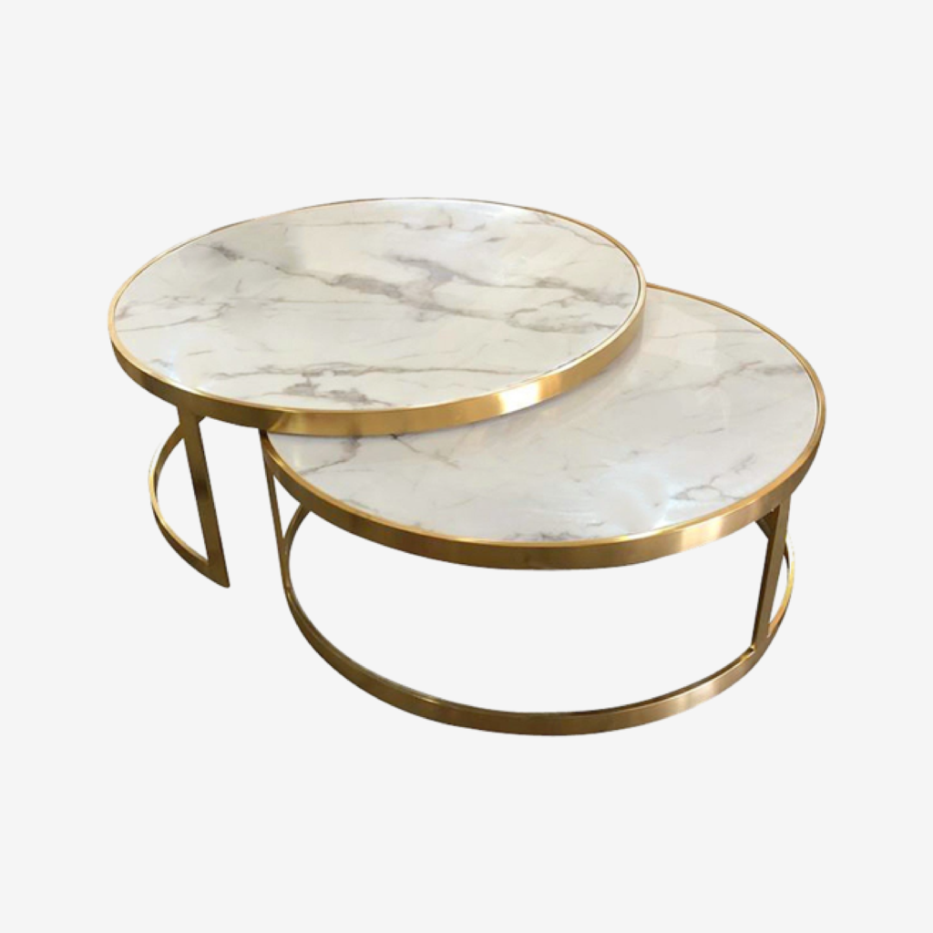 Onyx Coffee Table Set Gold Canvas Home Interiors Coffee Table Coffee Table Setting Gold Coffee Table [ 1024 x 1024 Pixel ]