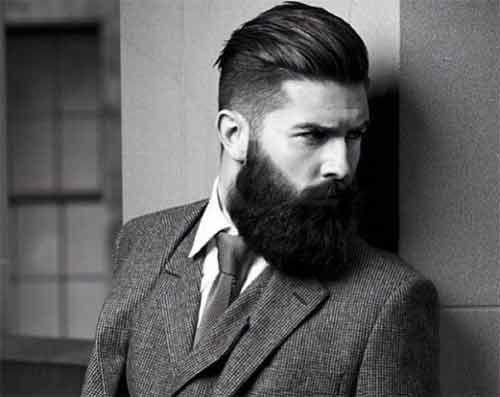 Miraculous Beard Fashion Gentleman And Long Beard Styles On Pinterest Short Hairstyles For Black Women Fulllsitofus