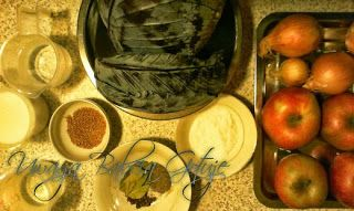 Uwaga Babcia Gotuje: Sałatka z Czerwonej Kapusty na Zimę