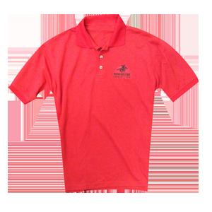 Winchester Red Polo Mens Tops Polo Men S Polo Shirt